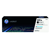 HP 201A (Yield: 1,500 Pages) Black Toner Cartridge