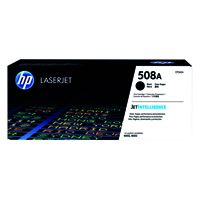 HP 508A (Yield: 6,000 Pages) Black Toner Cartridge