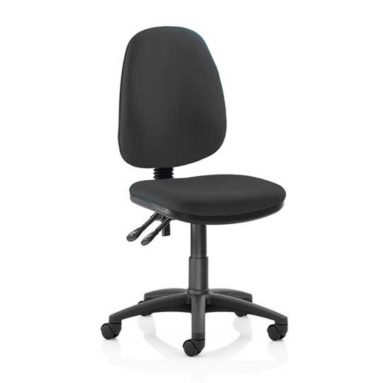 OCEE DESIGN HIGH BACK TASK CHAIR ADVANTAGE BLACK AD055