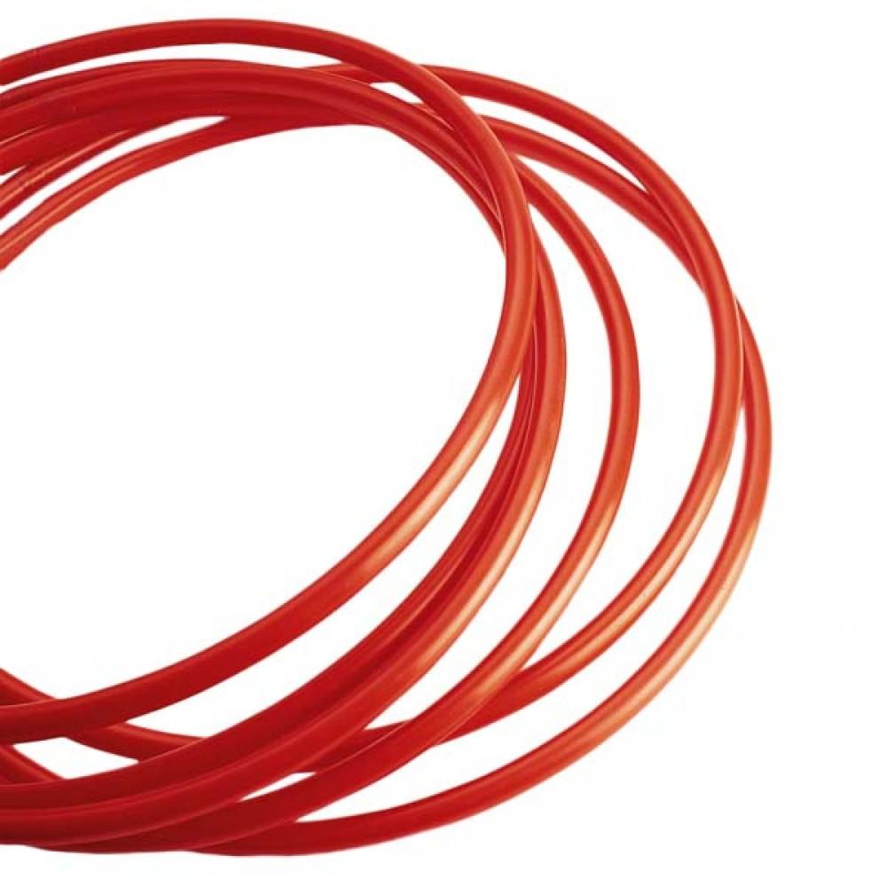 Hula Hoop - Red 460mm