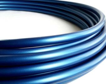 Hula Hoop - Blue 460mm