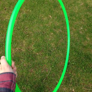 Hula Hoop - Green 460mm