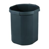 Forever Waste Bin Black 435014D