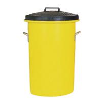 FD Bin/Lid/Handles 85 Litre Ylw 311971