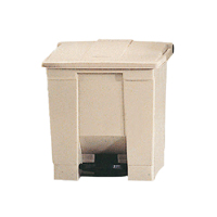 FD 45.5L Step-On Container Beige 324302
