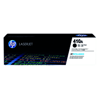 HP 410A (Yield: 2,300 Pages) Black Toner Cartridge