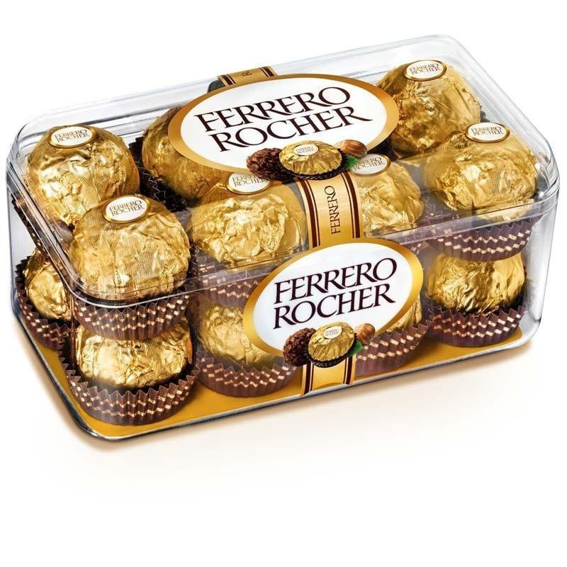 Xerox Coloured Paper Promo Ferrero Rocher Chocolates