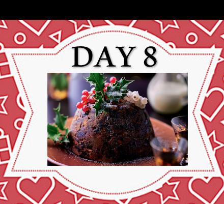 12 Days of Xmas - Christmas Pudding