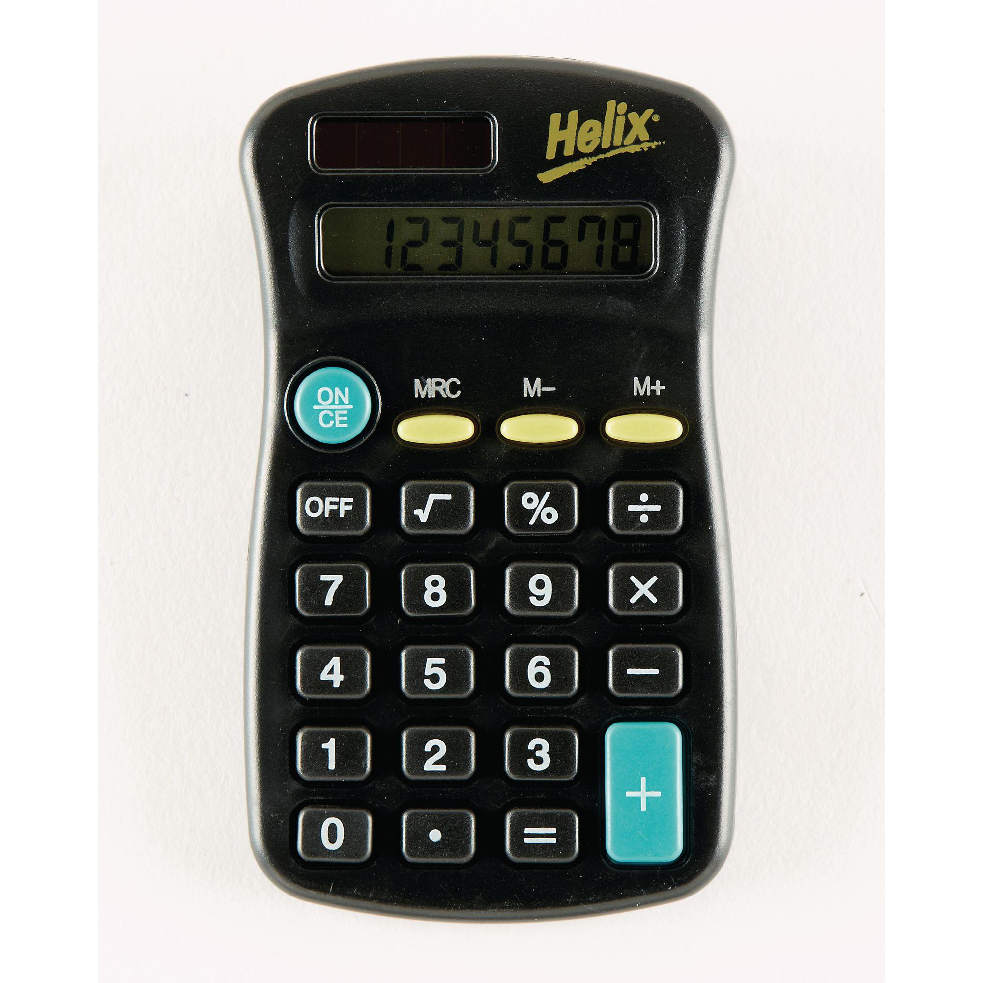 Helix Calculator