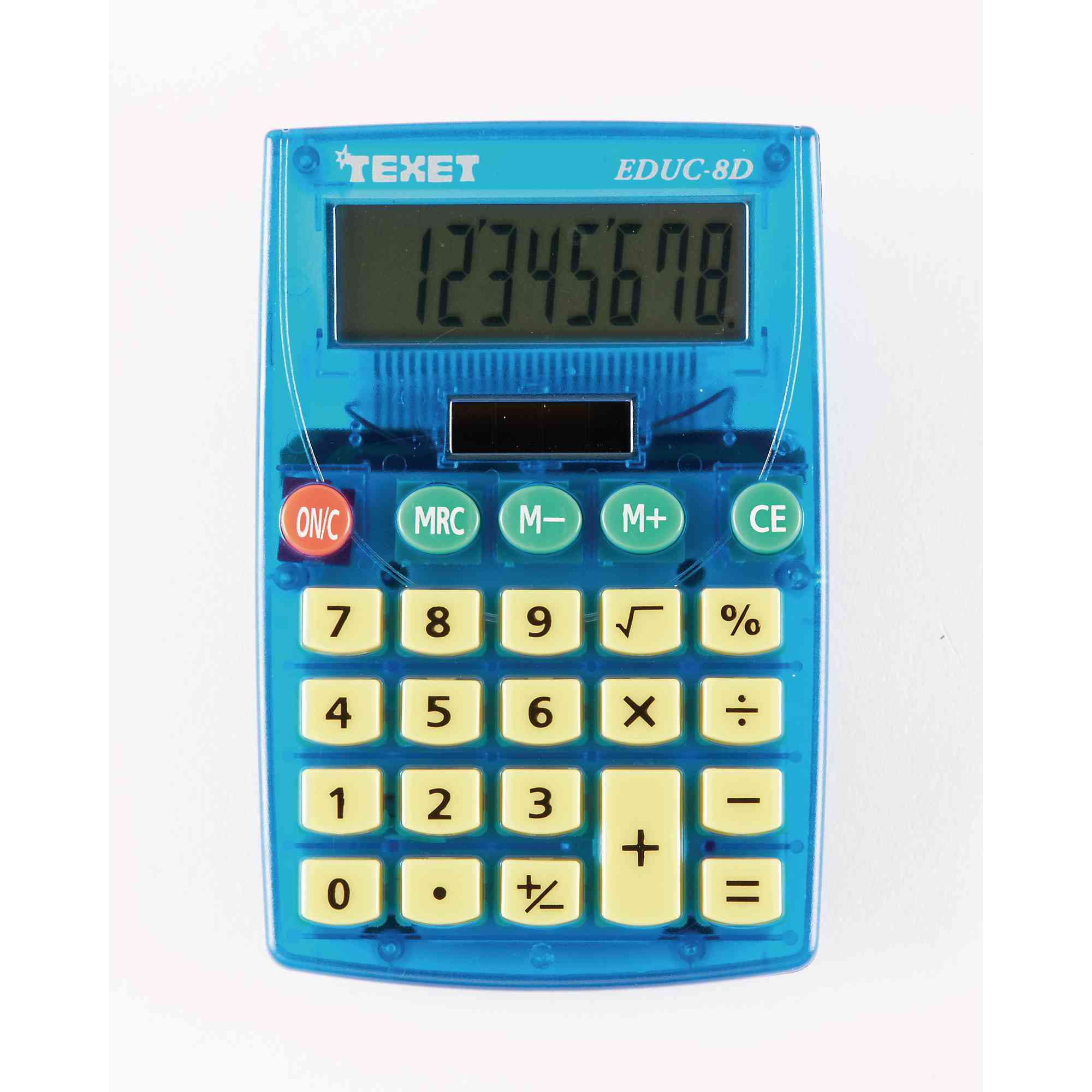 Texet Educ-8d Calculator
