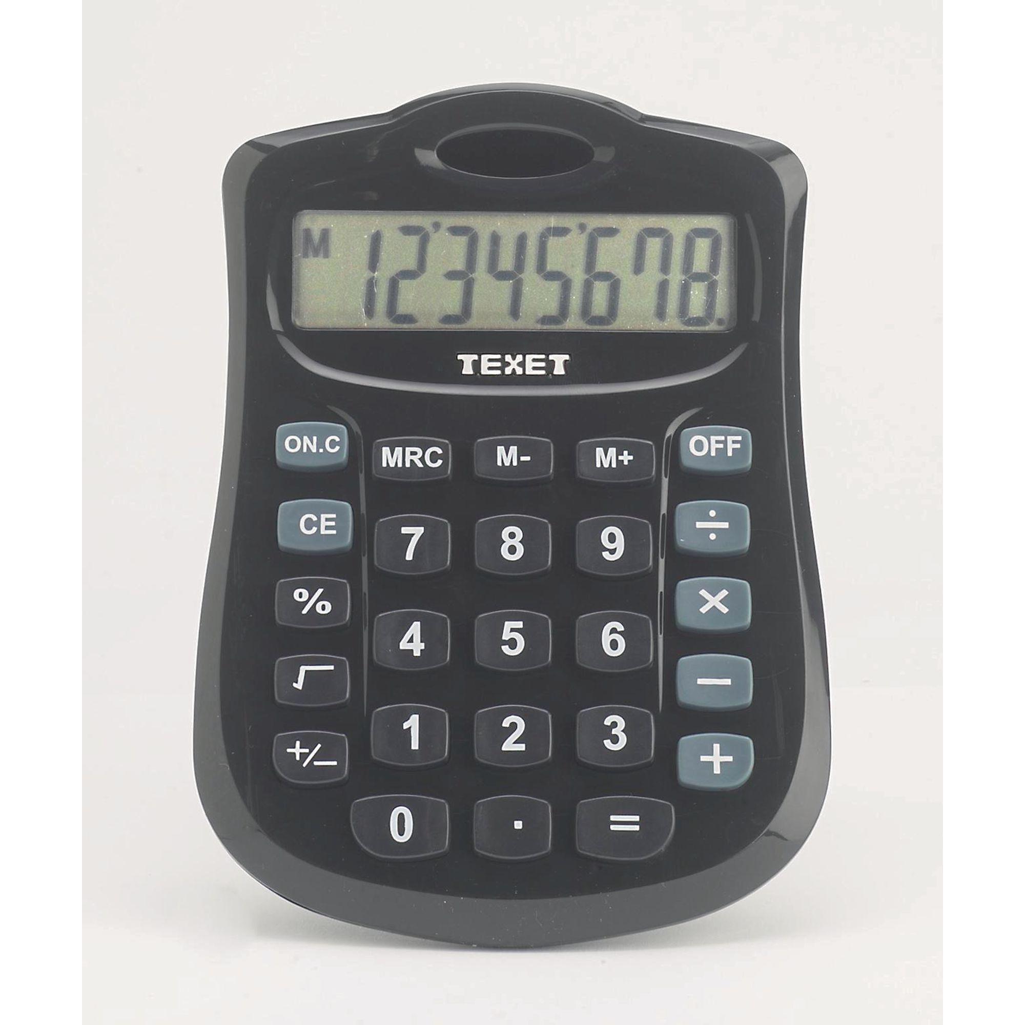 Texet Dv-8 Calculator