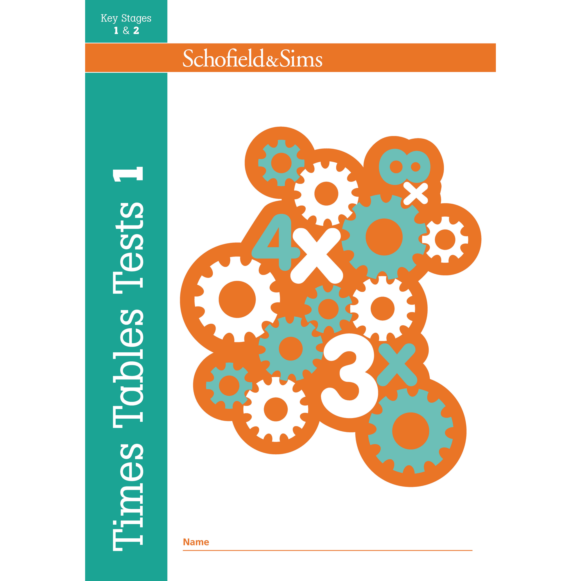 Times Tables Tests - Book 1
