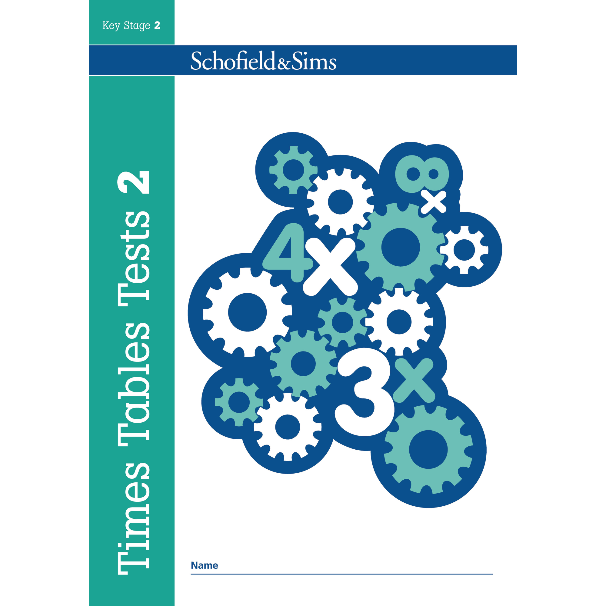 Times Tables Tests - Book 2