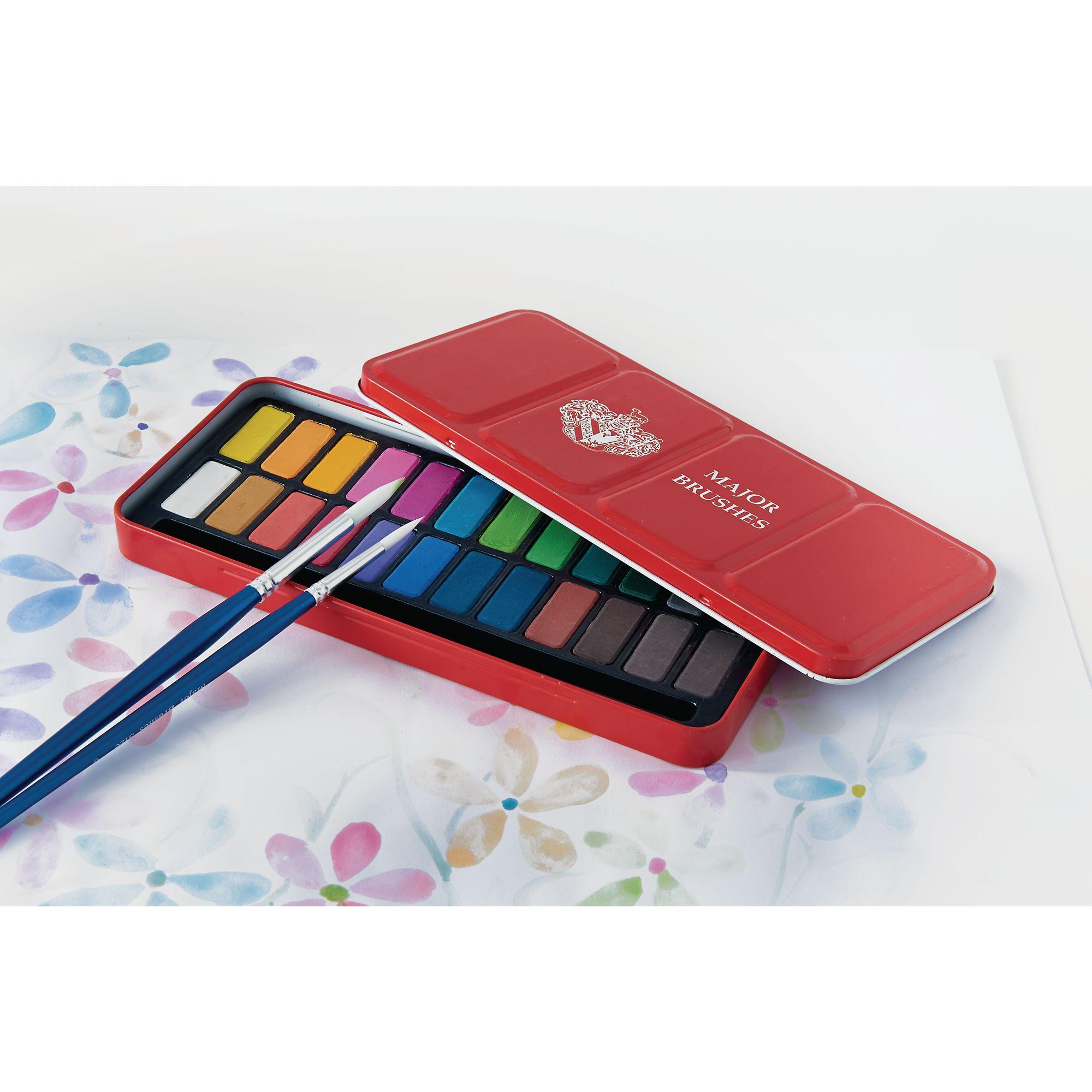 24 Colour Tablet Assortment
