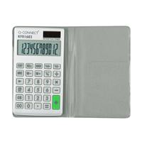 Q-Connect Large Pocket Calc 10Digit