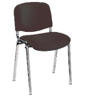 Chrome Multi Purpose Stacking Chairs