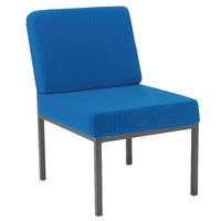 FF Jemini Reception Chair Royal Blue