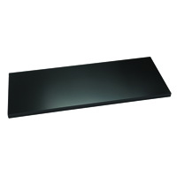 Trexus Extra Shelf Steel (Black) for 2-Door Storage