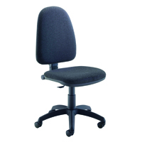 FF Jemini High Back Operator Chair Charc