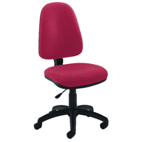 FF Jemini High Back Operator Chair Clar