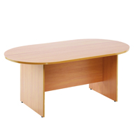 FF Arista 1800mm Rect Meeting Table Bch