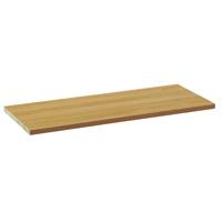 FF Arista Wooden Shelf For O/S Oak