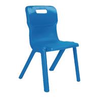 FF DD Titan 1Pce School Chr Size6 Blue