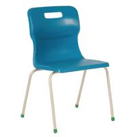 FF DD Titan 4Leg Pp School Chr Size6 Blu