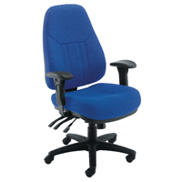 FF Avior 24 Hour Heavy Duty Chair Blue