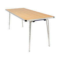 FF Jemini Folding Table 1220Oak