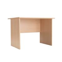 FF Jemintro Panel End Desk 1000mm Ma