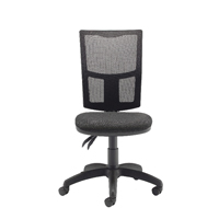 FF Arista HB Con Mesh Task Chair Black