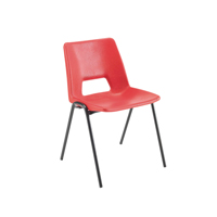 FF Jemini Class Chair Red 310mm