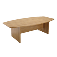 FF Avior 1800mm Boardroom Table Ash