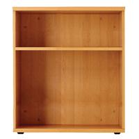 FF Jemini 1000mm Bookcase Beech