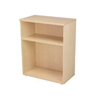 FF Jemini 1000mm Bookcase Maple