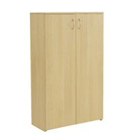 FF Jemini 1225mm Med Cupboard Maple
