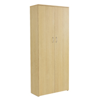 FF Jemini 1775mm Large Cupboard Maple