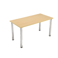 FF Jemini Rect Meeting Room Table S