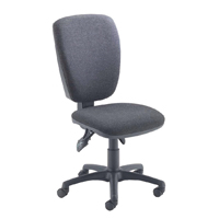 FF Arista High Back Operator Chair Charc