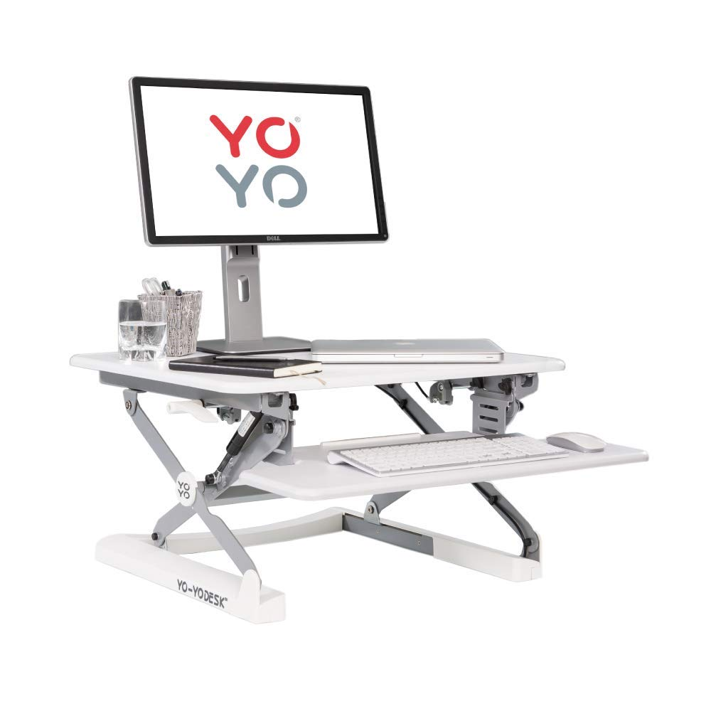 YO-YO Desk Mini White 68x59x15-50cm (WxDxH)