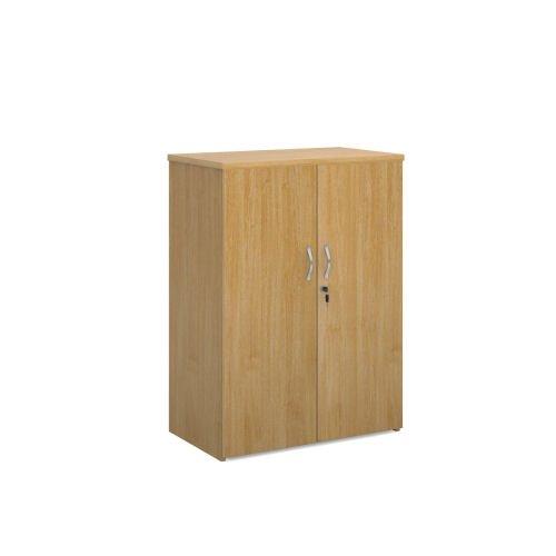 O/Style Cupboard 1090x800mm Oak