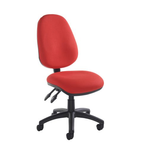 Vantage 100 Operator Chair Red