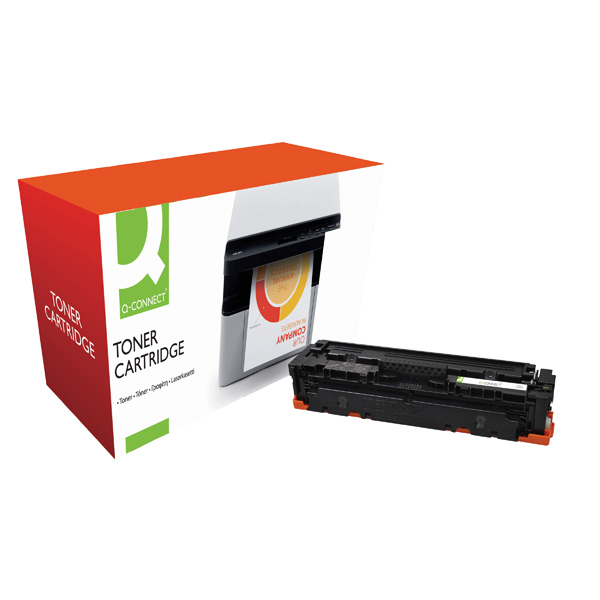 5 Star Office Remanufactured HP No. 410A CF410A