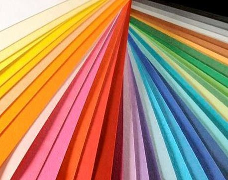 Coloured Paper/Card