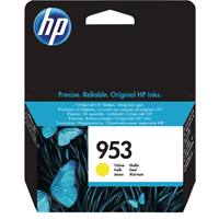 HP 953 (Yield 700 Pages) Yellow Original Ink