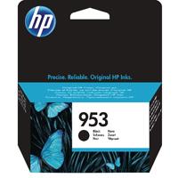 HP 953 (Yield 1,000 Pages) Black Original Ink Cartridge