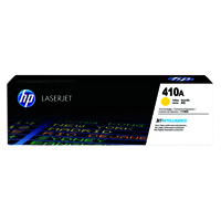 HP 410A (Yield: 2,300 Pages) Yellow Toner Cartridge