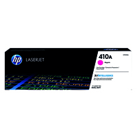 HP 410A (Yield: 2,300 Pages) Magenta Toner Cartridge