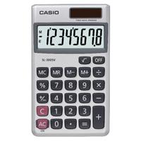 Casio Pocket Calc 8Digit SL-300V-S-GH